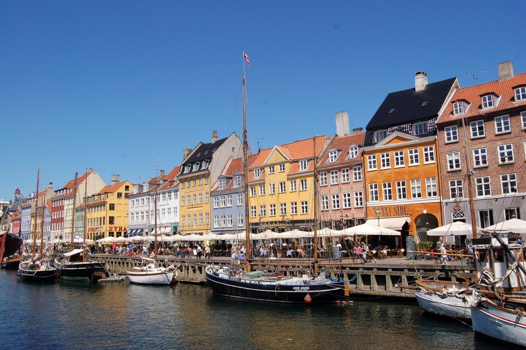 costa danesa