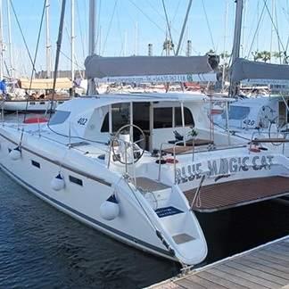 paseo en barco en Málaga