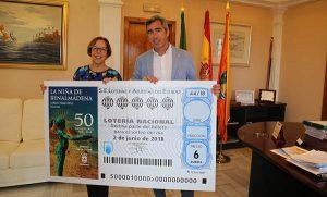 lotería niña Benalmádena