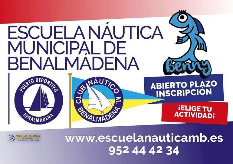 escuela nautica benalmádena